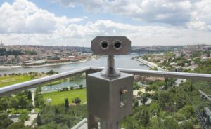 Холм Пьер Лоти в Стамбуле
