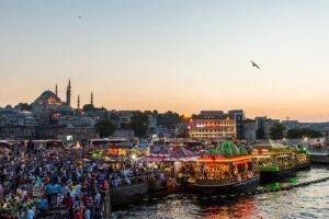 В Стамбул после коронавируса