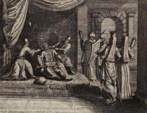 Смерть Ибрагима Паши