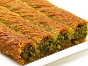 Турецкие десерты