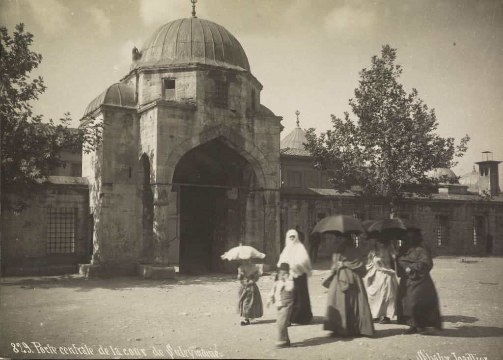 Османская империя Оттоманская Порта, история