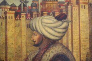 Султан Мехмет Завоеватель