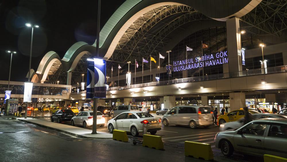 Аэропорт Сабиха Гекчен Стамбул
