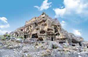 Древний город Тлос Фетхие Турция