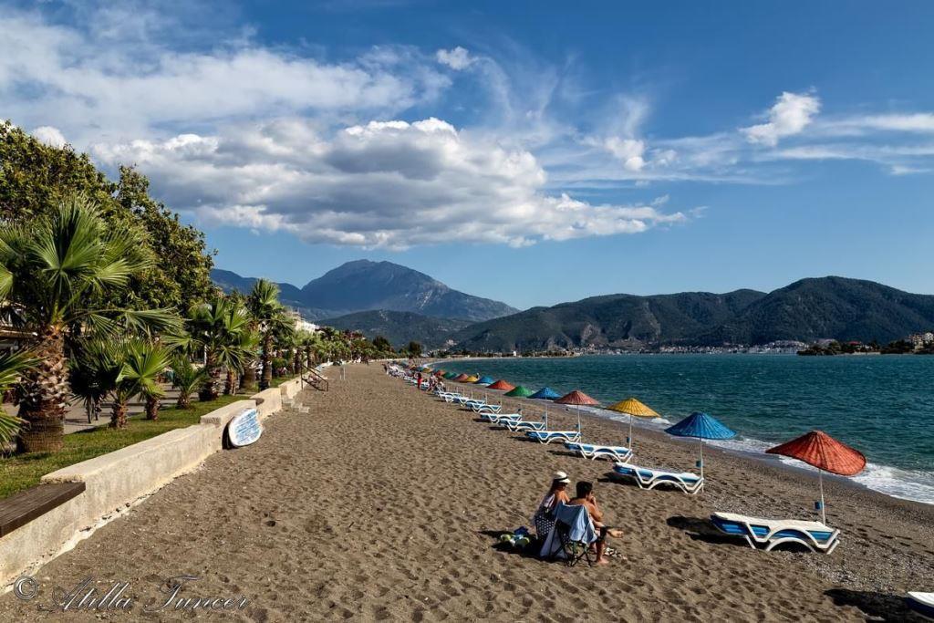 Фетхие пляжи Турция