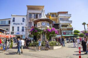 Бююкада Принцевы острова Стамбул