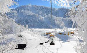 Климат в Турции, горнолыжные курорты