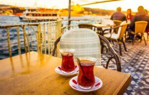 Погода в Турции осенью