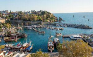 В Турцию осенью самостоятельно