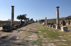 Античный город Пергамон Измир Турция