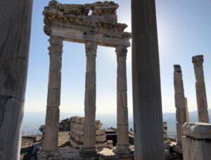 Древний Пергам Турция