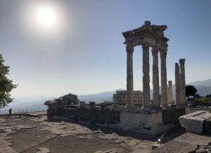 Пергамон Бергама Турция
