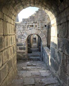 Пергам Бергама Турция