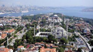 Центр Стамбула - Султанахмет