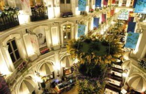 Цветочный Пассаж Истикляль Стамбул
