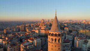 Стамбул в феврале