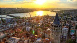 Стамбул в марте