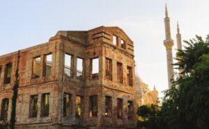 Дворцы Стамбула