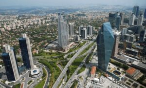 Финансовый центр Стамбула - Левент