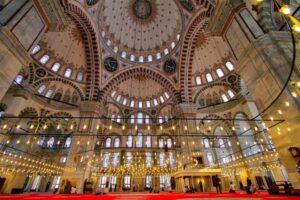 Мечеть Фатих в Стамбуле