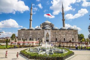 Стамбул мечеть Фатих