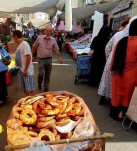 ТОП рынков Стамбула