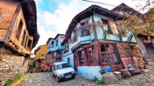 Деревня Джумакызык Бурса