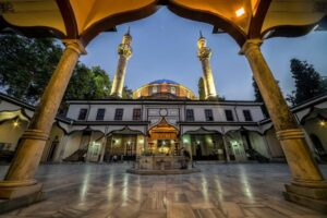 Мечеть Эмир Султан в Бурса
