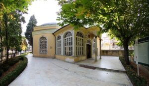 Мавзолей Османа Гази Бурса