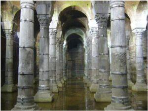 Цистерна Шерефие (Şerefiye)