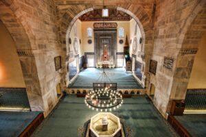 Бурса Зеленая мечеть