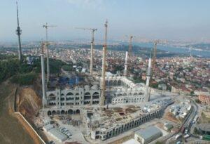 Стамбул мечеть Чамлыджа