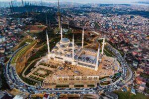 Мечеть Чамлыджа Стамбул