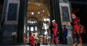 Секреты Собора Святой Софии
