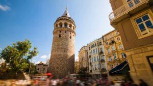 Стамбул в августе