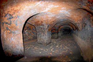 Подземелья Святой Софии