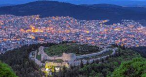 Стамбул крепость Айдос
