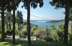 Парк Михрабат, Бейкоз, Стамбул