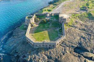 Румелифенери крепость