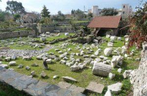 Галикарнасский мавзолей Бодрум